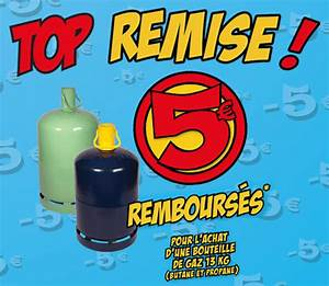 Bouteille De Gaz Propane 13 Kg : totalgaz 5 rembours s pour l 39 achat d 39 une bouteille de ~ Melissatoandfro.com Idées de Décoration