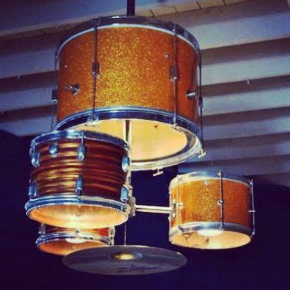 drum set lights light shade from drum kit home decor that i