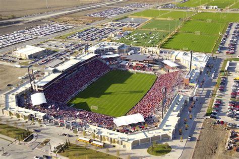 Stadium Toyota by Fc Dallas Stadium Sports In Frisco Fc Dallas Soccer