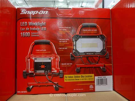 costco work light snap on led worklight