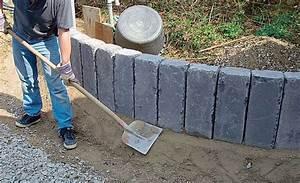 Beeteinfassung Granit Anleitung : stein hochbeet hochbeet ~ Markanthonyermac.com Haus und Dekorationen