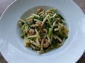 Pasta Mit Garnelen : pasta mit spargel und garnelen von luckytina ~ Orissabook.com Haus und Dekorationen