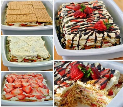 diy dessert recipes easy and delicious no bake desserts cute diy projects