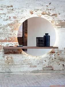 Comment réaliser une belle déco avec un miroir design? Archzine fr