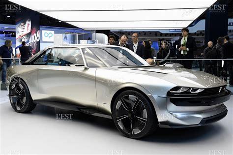 Peugeot Concept Car by Mondial De L Auto De Mondial De L Auto Le