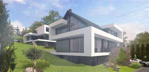 Moderne Häuser Satteldach by Architektenhaus Satteldach In Moderner Architektur Bauen