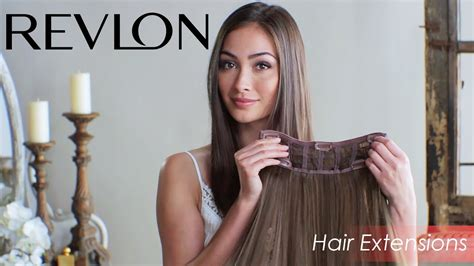 Revlon Primaflex Clip In Hair Extensions Beauty And Hair
