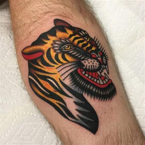 arm tiger tattoo  kings avenue tattoo