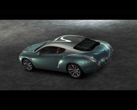 Bentley Zagato by Bentley Gtz Zagato 2008