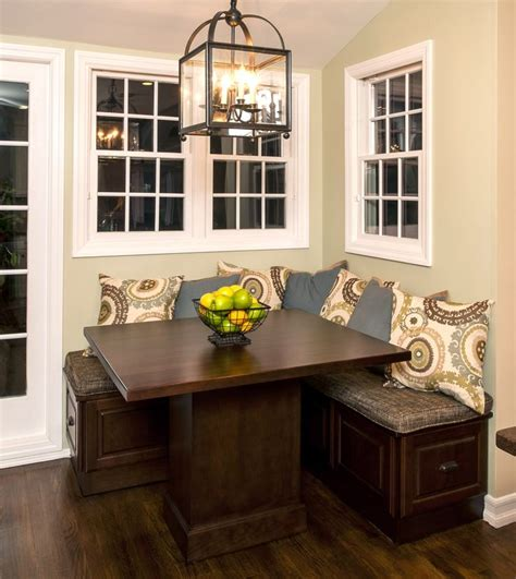 exquisite corner breakfast nook ideas   styles