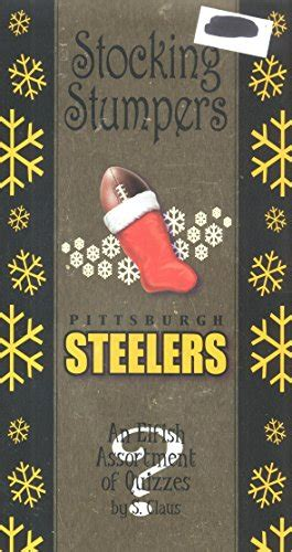 Pittsburgh Steelers Stocking, Steelers Christmas Stocking