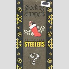 Pittsburgh Steelers Stocking, Steelers Christmas Stocking