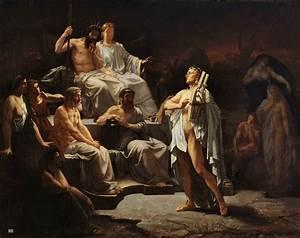 Orpheus in the Underworld. 1863. Jacquesson de la ...