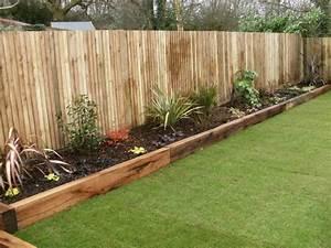 25+ Best Ideas about Wooden Garden Edging on Pinterest