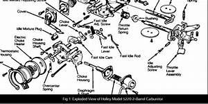 Holley 2 Barrel Carburetor Diagram