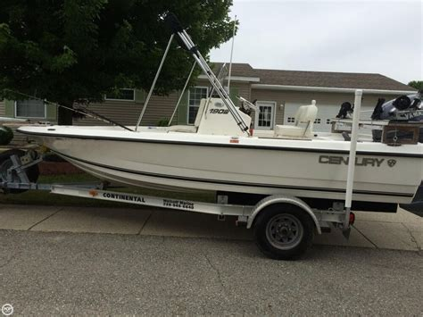 Century Boats Orlando by Used Bay Century Boats For Sale Boats
