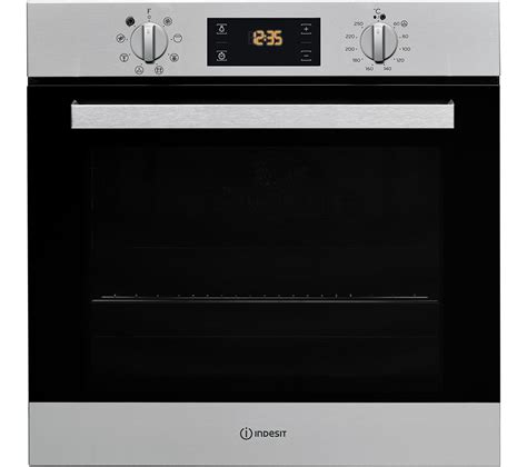 buy indesit ifwix electric oven stainless steel