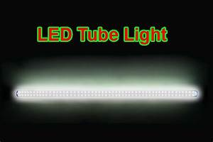 Led Tube Light  Ac