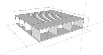 king size captain storage bed plan woodworking talk woodworkers forum