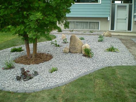 Mit Steinen by Gartengestaltung Mit Steinen Einen Wervollen Garten Schaffen