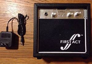 First Act Ma104 Electric Guitar Practice Amplifier C