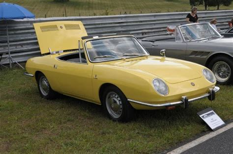 1968 Fiat Spider by 1968 Fiat 850 Spider Supercars