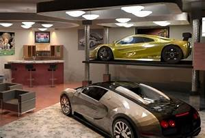 Smart Trendy Decoration Ideas For Home Garage