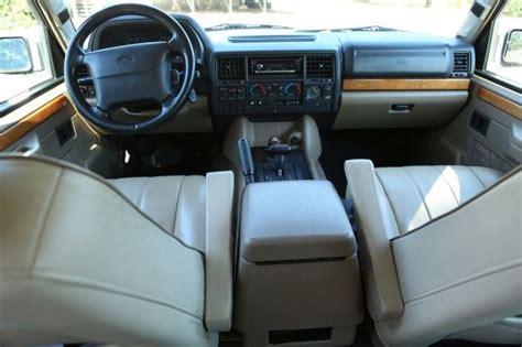 vintage range rover interior 1995 range rover classic swb 4x4 for sale interior