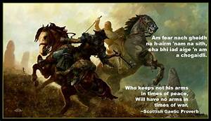 Gaelic Warrior Quotes. QuotesGram
