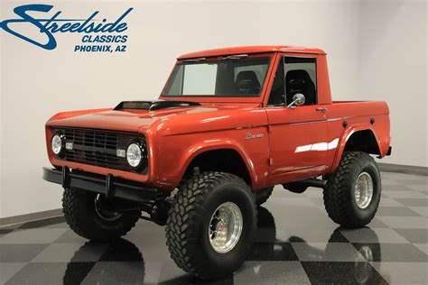 New Ford Bronco For Sale by 1966 Ford Bronco For Sale 74663 Mcg