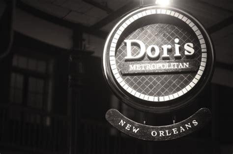 doris metropolitan  orleans restaurant