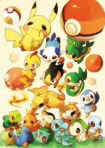 Cute Chibi Pokemon