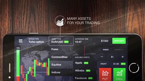 best trading app iq option the best mobile trading app binary options