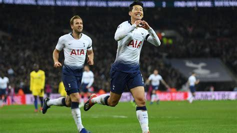 Tottenham Hotspur vs. Chelsea - Football Match Report ...