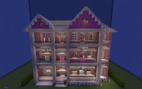 barbie dream house modified creation