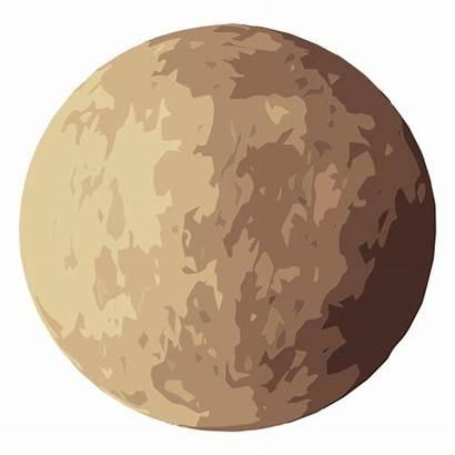 Venus Planeta Planet Transparent Icon Icono Svg