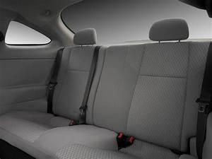 Image: 2008 Chevrolet Cobalt 2-door Coupe LT Rear Seats