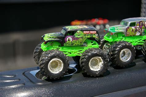 grave digger monster truck toys grave digger monster truck the toy flickr photo sharing