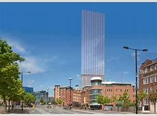 Plan for Newcastle's first PRS skyscraper Construction