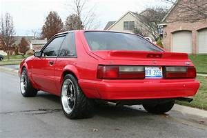 "1990 MUSTANG LX, 347 W/ 5 SP, VORTEC BLW, 509HP AT TIRE, 18"" WHEEL, 3:73, SHARP! - Classic Ford ..."