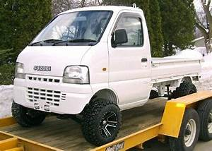 Suzuki Carry  With Images
