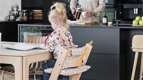 chaise bébé stokke trona bebé tripp trapp stokke como usarla abitare