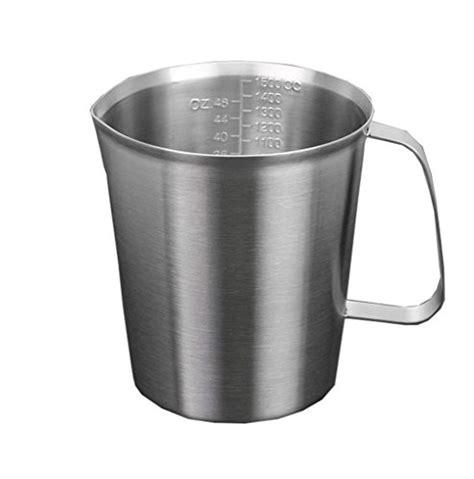 acmede pot 224 lait en acier inoxydable pour le caf 233 la mousse de lait pichet inox 1500ml
