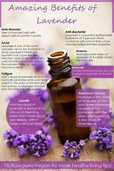 Lavender Oil Uses Images