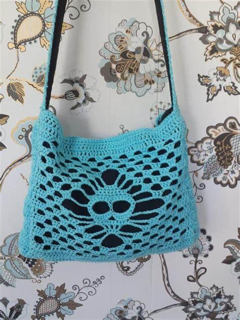 crochet purse design  girls diy