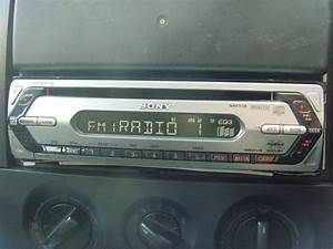 Sony Xplod Mp3 Cd Player Radio Car Stereo