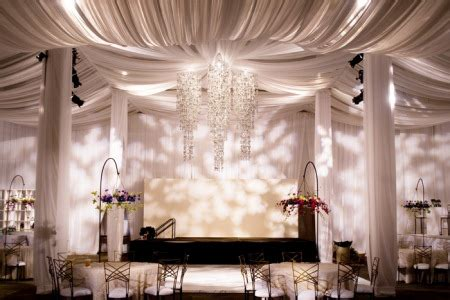 Draping Cloth On Ceiling - reception venues my wedding bag