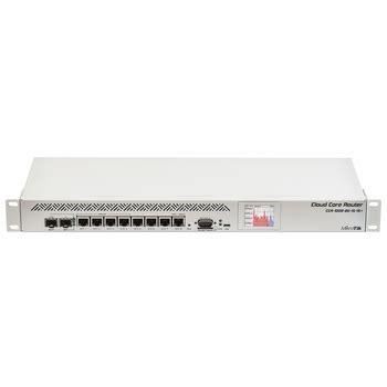 microcom mikrotik ccr1009 8g 1s 1s us 499 00