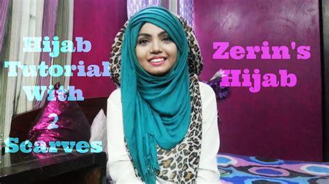 hijab tutorial   cotton scarf hijab top tips