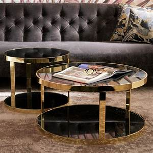 luxury italian designer round coffee table juliettes With designer round coffee tables